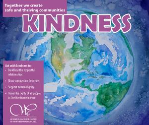 SAAM 2021 kindness FB