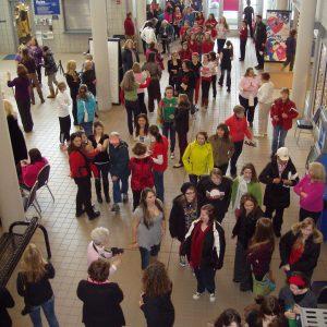 one billion rising flash mob arrives 9 20131101 1393915305