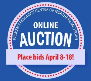Online auction bid april 8 18 logo from PDF