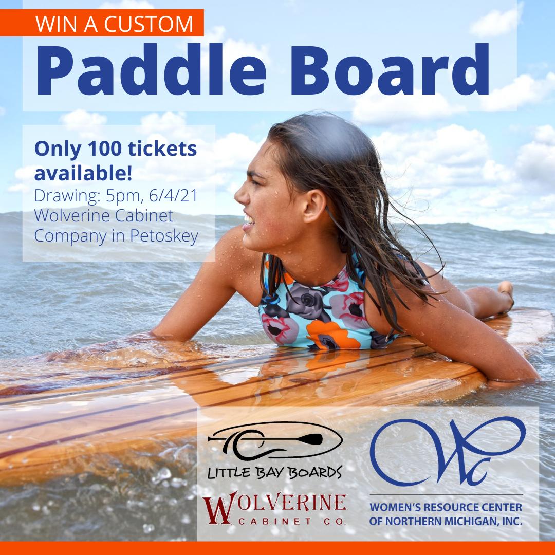 Paddle Board Raffle