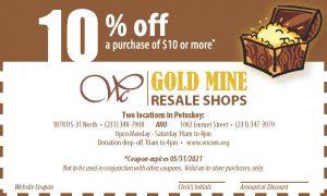 Gold Mine Web Coupon expires 05.31.21