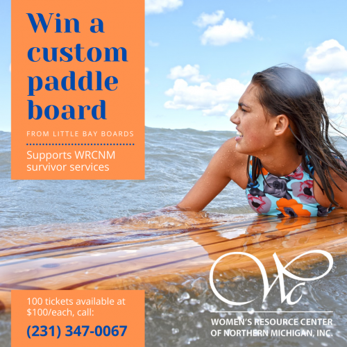Paddle board raffle 2021